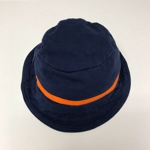 Carter's Navy Blue Sun/Bucket Hat